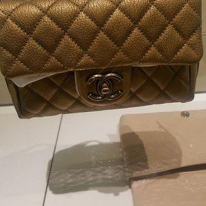 Authentic Chanel Crossbody Handbag